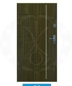 Двері вхідні металеві GERDA WX10 STANDARD RLC