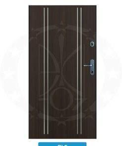 Двері вхідні металеві GERDA WX10 STANDARD RLF