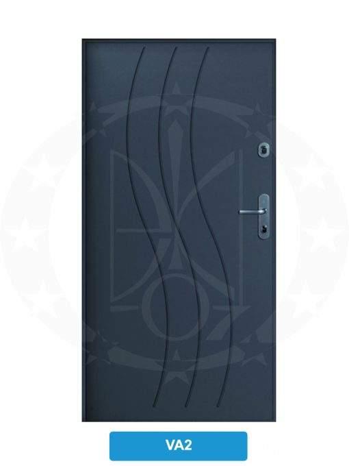 Двері вхідні металеві GERDA WX10 STANDARD VA2
