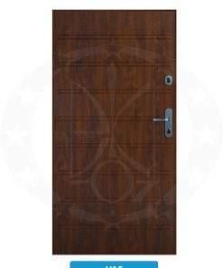 Двері вхідні металеві GERDA WX10 STANDARD VA5