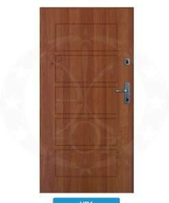 Двері вхідні металеві GERDA WX10 STANDARD VB1