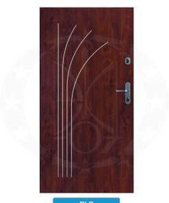 Двері вхідні металеві GERDA WX10 STANDARD RLB