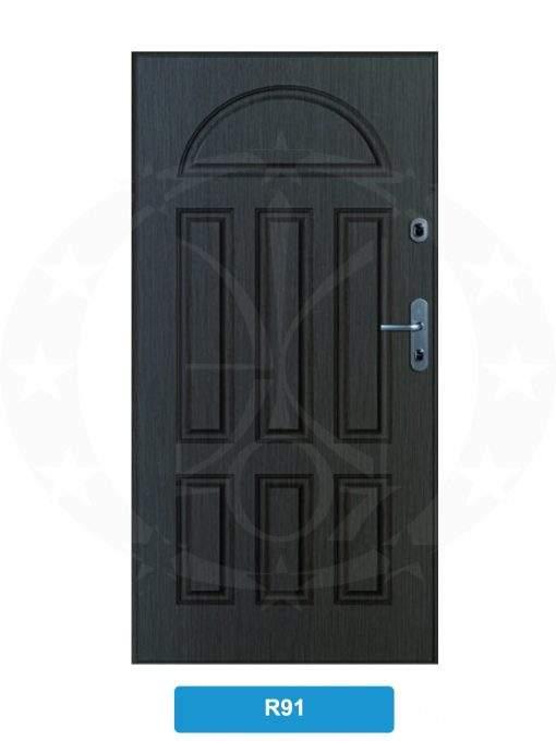 Двері вхідні металеві GERDA WPX3010D(S) R91