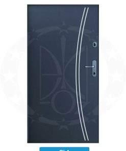 Двері вхідні металеві GERDA WPX3010D(S) RLA