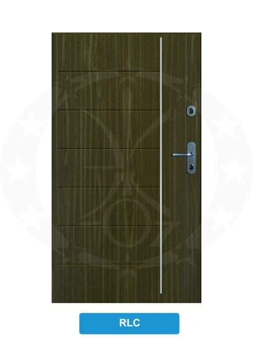 Двері вхідні металеві GERDA WPX3010D(S) RLC