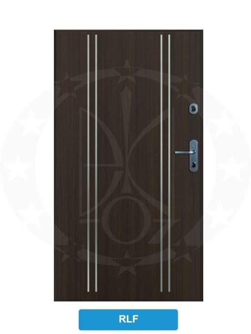 Двері вхідні металеві GERDA WPX3010D(S) RLF