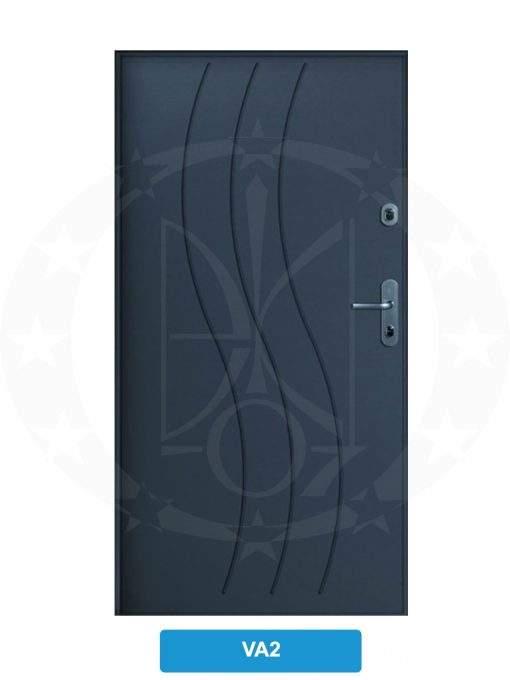 Двері вхідні металеві GERDA WPX3010D(S) VA2