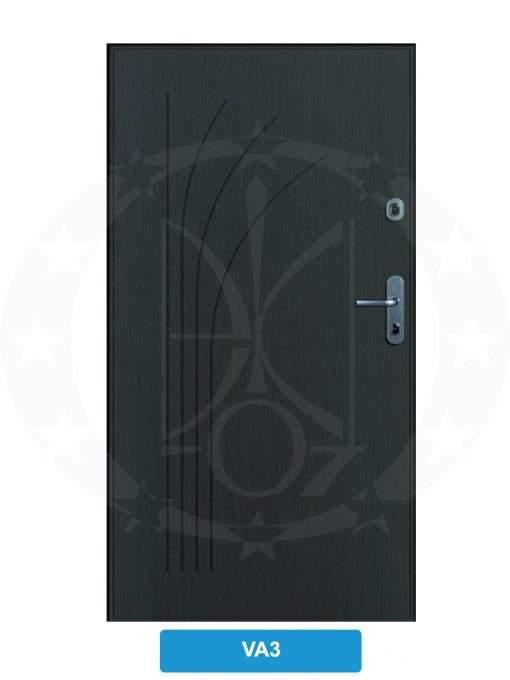 Двері вхідні металеві GERDA WPX3010D(S) VA3