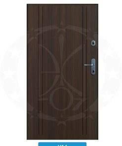 Двері вхідні металеві GERDA WPX3010D(S) VA4