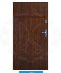 Двері вхідні металеві GERDA WPX3010D(S) VA5