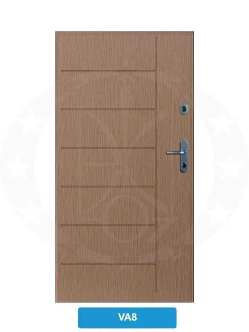 Двері вхідні металеві GERDA WPX3010D(S) VA8