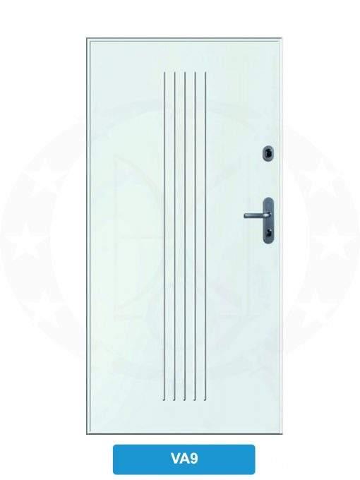 Двері вхідні металеві GERDA WPX3010D(S) VA9