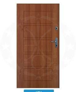 Двері вхідні металеві GERDA WPX3010D(S) VB 1
