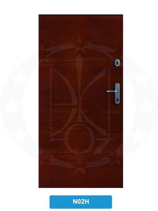 Двері вхідні металеві GERDA WPX3010D(S) N02H