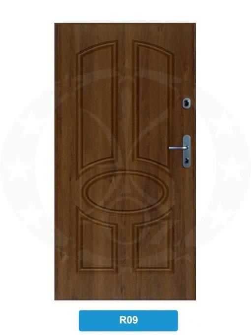 Двері вхідні металеві GERDA WPX3010D(S) R09