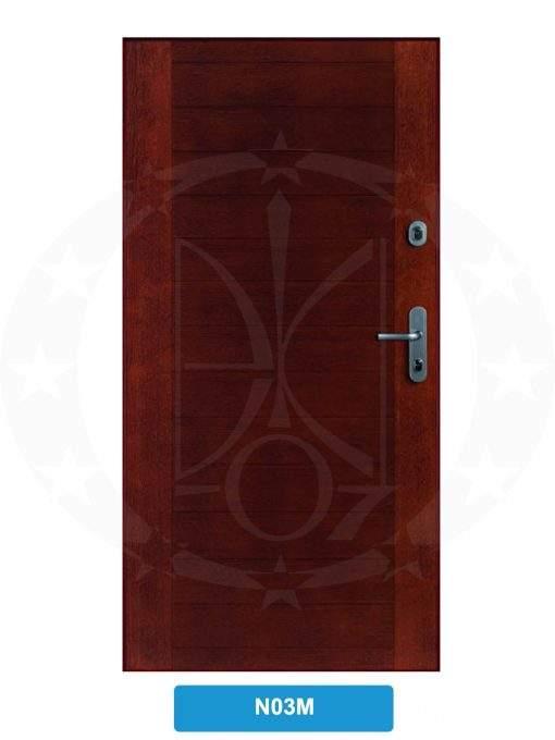 Двері вхідні металеві GERDA WPX3010D(S) N03M