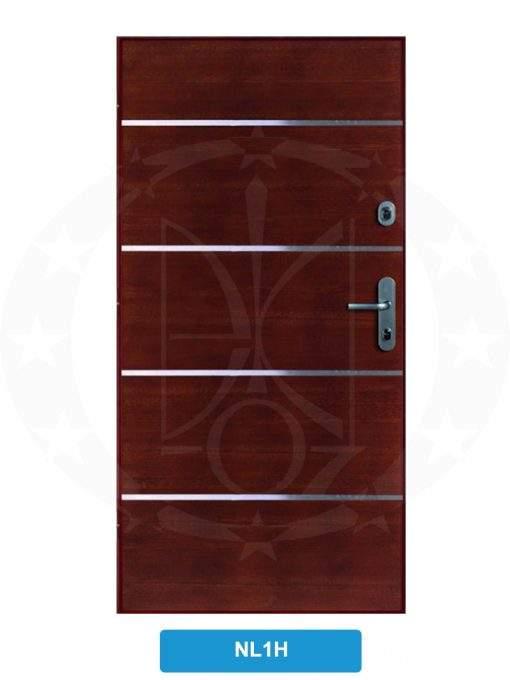 Двері вхідні металеві GERDA WPX3010D(S) NL1H