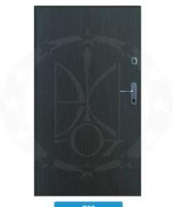 Двері вхідні металеві GERDA WPX3010D(S) R00