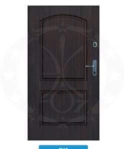 Двері вхідні металеві GERDA WPX3010D(S) R13