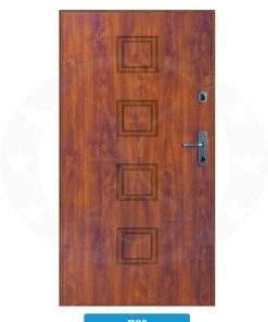 Двері вхідні металеві GERDA WPX3010D(S) R20