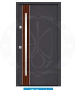 Двері вхідні металеві GERDA NTT60 QUADRO KPJ Regen 11