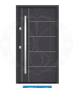 Двері вхідні металеві GERDA NTT60 QUADRO KPP Kronach 2