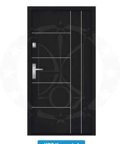 Двері вхідні металеві GERDA NTT60 QUADRO KPZ Kronach 4