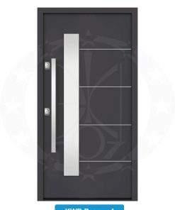 Двері вхідні металеві GERDA NTT60 QUADRO KWD PASAWA4
