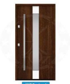 Двері вхідні металеві GERDA NTT60 QUADRO KWF Bamberg 1