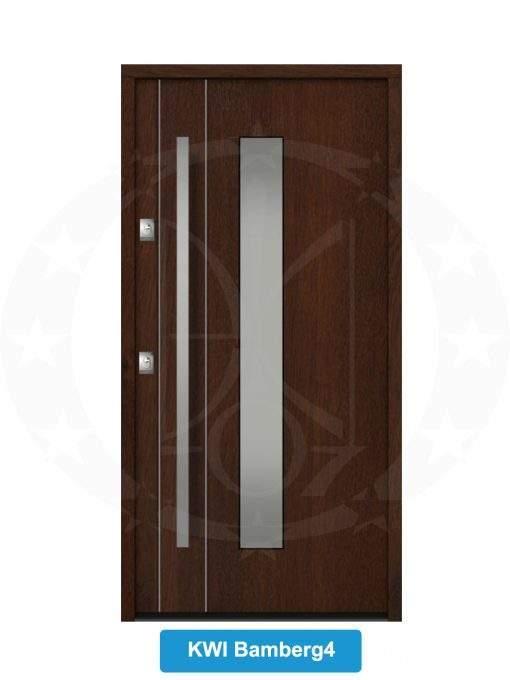 Двері вхідні металеві GERDA NTT60 QUADRO KWI Bamberg 4