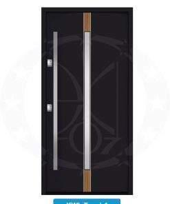 Двері вхідні металеві GERDA NTT60 QUADRO KWL Trewir 1