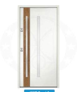 Двері вхідні металеві GERDA NTT60 QUADRO KWR Trewir 5