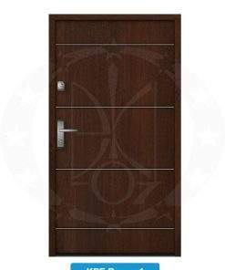 Двері вхідні металеві GERDA NTT60 QUADRO KPE Drezno 1