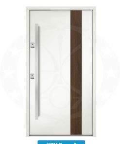 Двері вхідні металеві GERDA NTT75 QUADRO KPM Regen 5