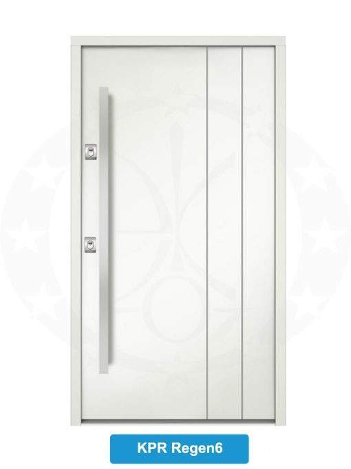 Двері вхідні металеві GERDA NTT75 QUADRO KPR Regen 6