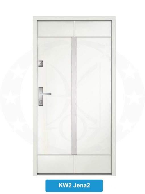 Двері вхідні металеві GERDA NTT75 QUADRO KW 2 Jena 2