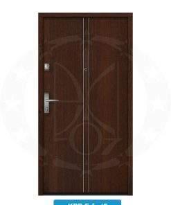 Двері вхідні металеві GERDA NTT75 QUADRO KPB Erfurt 2