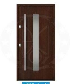 Двері вхідні металеві GERDA NTT75 QUADRO KWI Bamberg 4