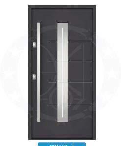Двері вхідні металеві GERDA NTT75 QUADRO KWJ ULM 1