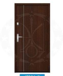 Двері вхідні металеві GERDA NTT75 QUADRO KPC Erfurt 3