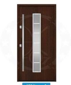 Двері металеві GERDA NTT60 STANDARD NS 5 Hanover 5