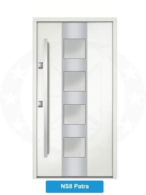 Двері металеві GERDA NTT60 STANDARD NS8 Patra