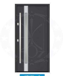 Двері вхідні металеві GERDA NTT75 STANDARD NS 1 MILANO 8