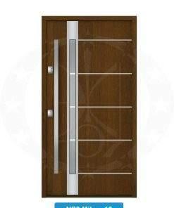 Двері вхідні металеві GERDA NTT75 STANDARD NS3 Milano 10