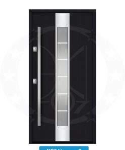 Двері вхідні металеві GERDA NTT75 STANDARD NS6 Hanover 6