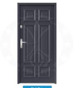 Двері металеві GERDA NTT60 ELITE 3D ELA Brig
