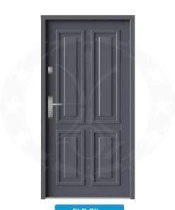 Двері вхідні металеві GERDA NTT75 ELITE 3D ELB Olten