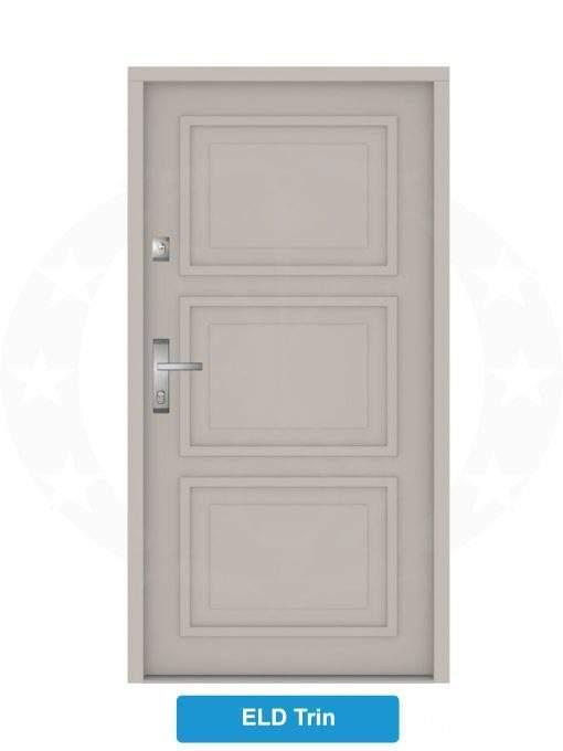Двері вхідні металеві GERDA NTT75 ELITE 3D ELD Trin