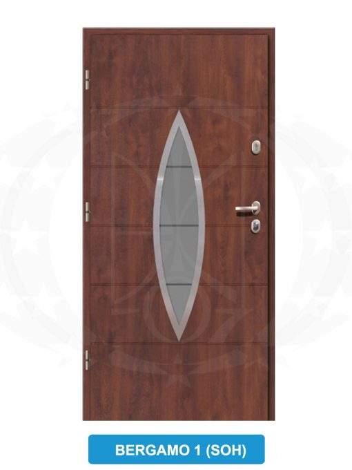 Двері вхідні GERDA - TT MAX Bergamo 1
