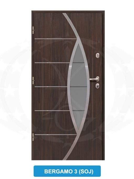 Двері вхідні GERDA - TT MAX Bergamo 3